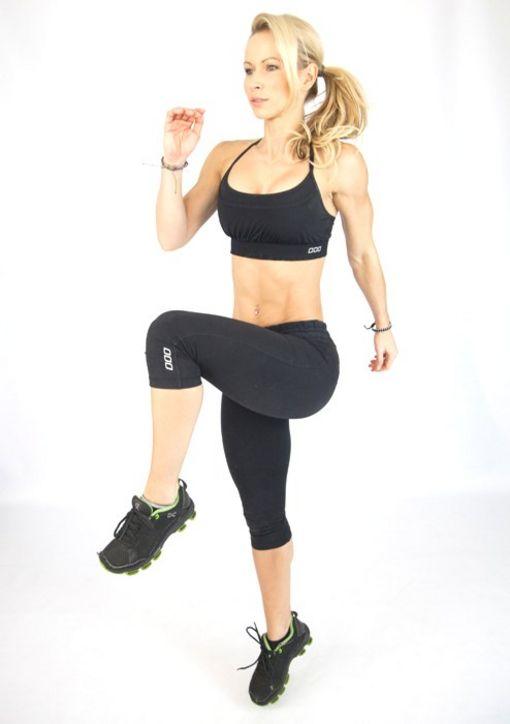 bài tập thể dục giảm mỡ bụng 1