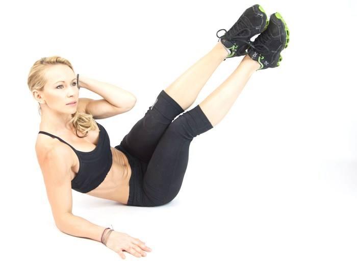bài tập thể dục giảm mỡ bụng 5
