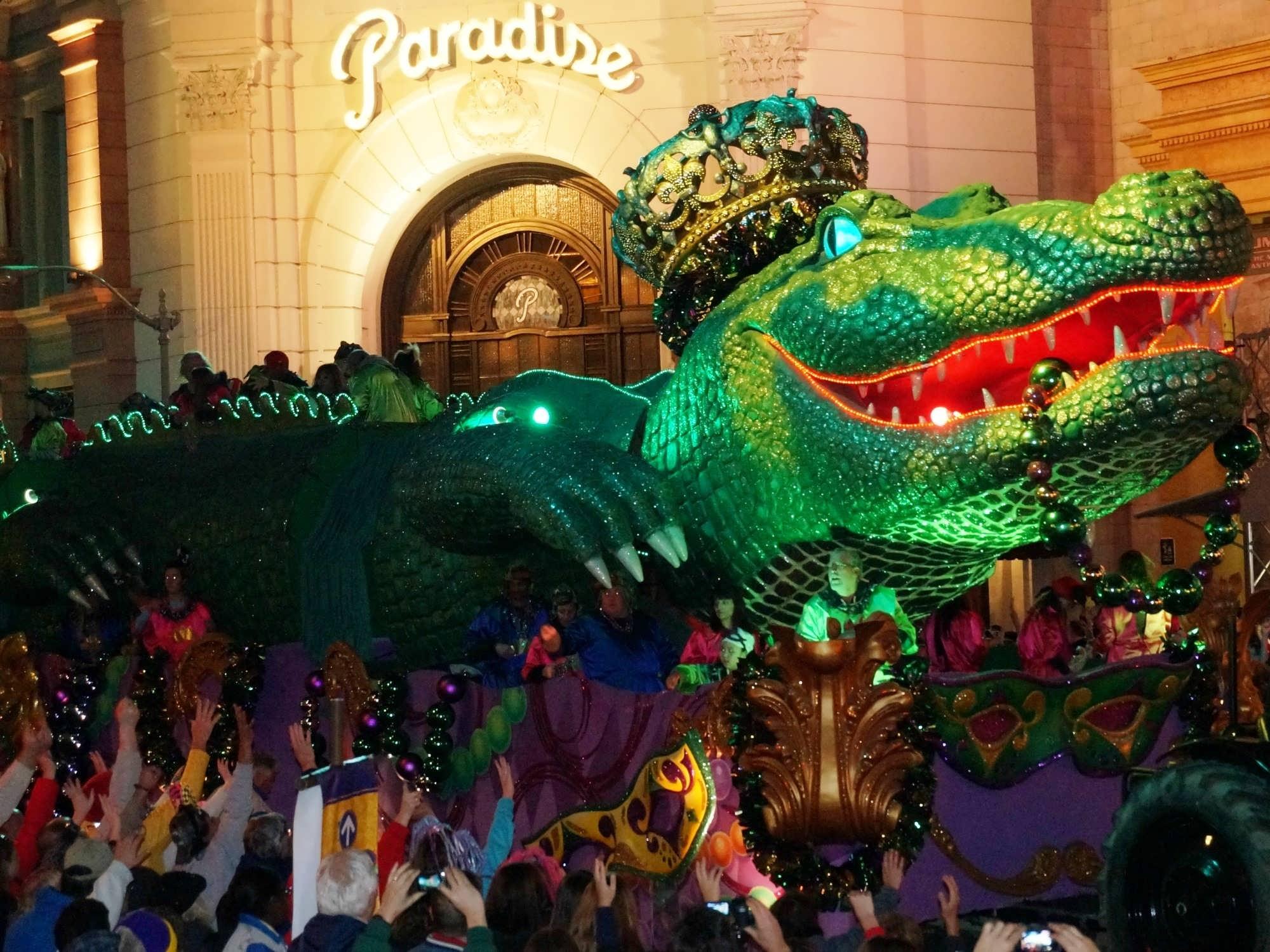 lễ hội Mardi Gras 7