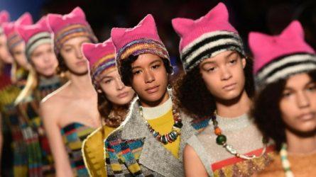 Dường như thời trang đang là công cụ tiềm năng cho các hoạt động chính trị?