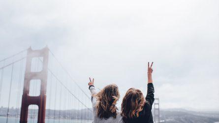 7 lý do nên đi du lịch cùng người bạn thân ở xa khi còn 20