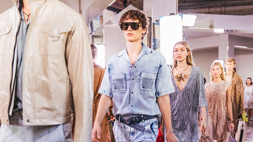 """9 thương hiệu thời trang lần đầu """"xâm nhập"""" vào """"lãnh địa"""" Tuần lễ thời trang New York 4"""