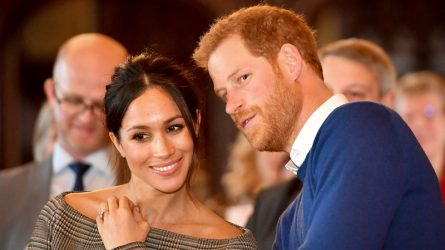 Kế hoạch đón Valentine của Meghan Markle và Hoàng tử Harry