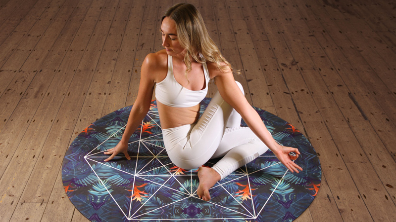 tư thế yoga cung hoàng đạo 1