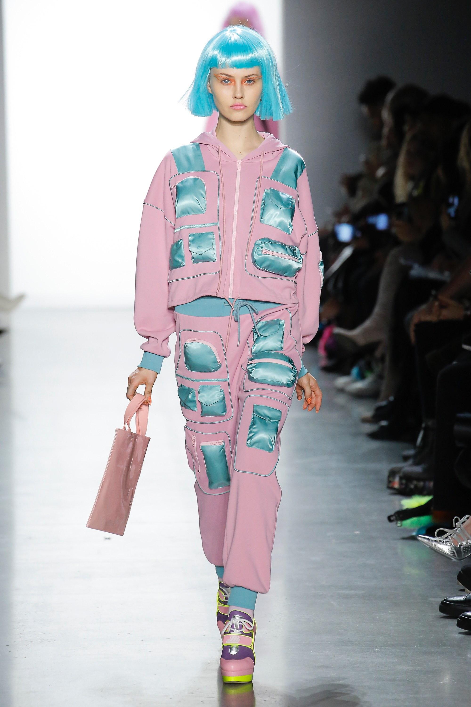 Thương hiệu Jeremy Scott Ready-to-wear Thu-Đông 2018: Rực rỡ sắc màu viễn tưởng 4