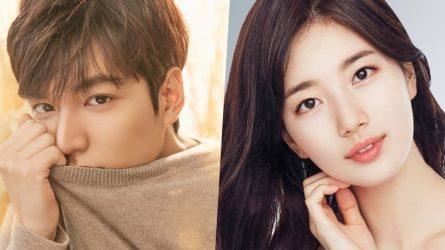 Rộ tin Lee Min Ho và Suzy tái hợp