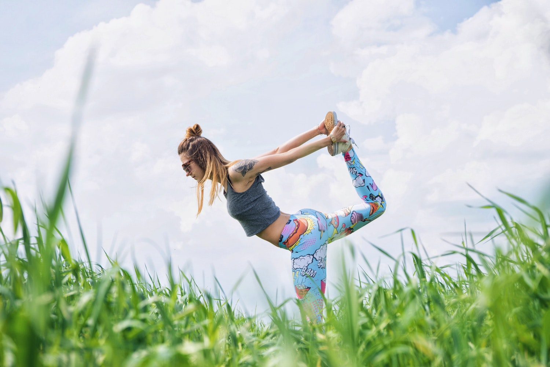 tư thế yoga cung hoàng đạo 2