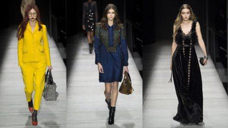 Bottega Veneta mang BST Thu-Đông 2018 từ Milan sang tuần lễ thời trang New York