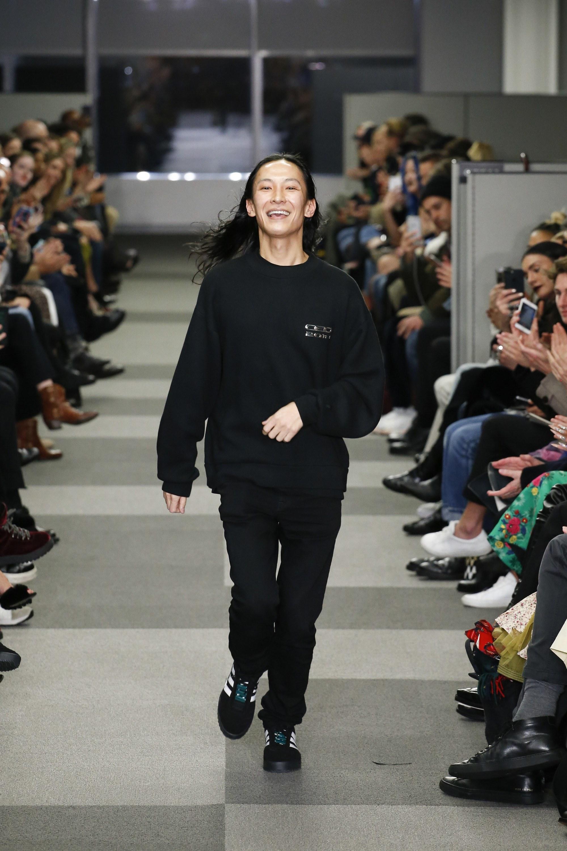 thương hiệu Alexander Wang tại Tuần lễ thời trang New York 2018-1