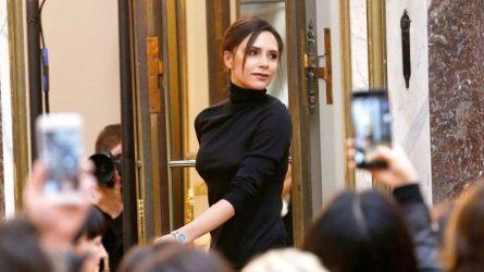 Victoria Beckham trình diễn BST cuối cùng tại Tuần lễ thời trang New York