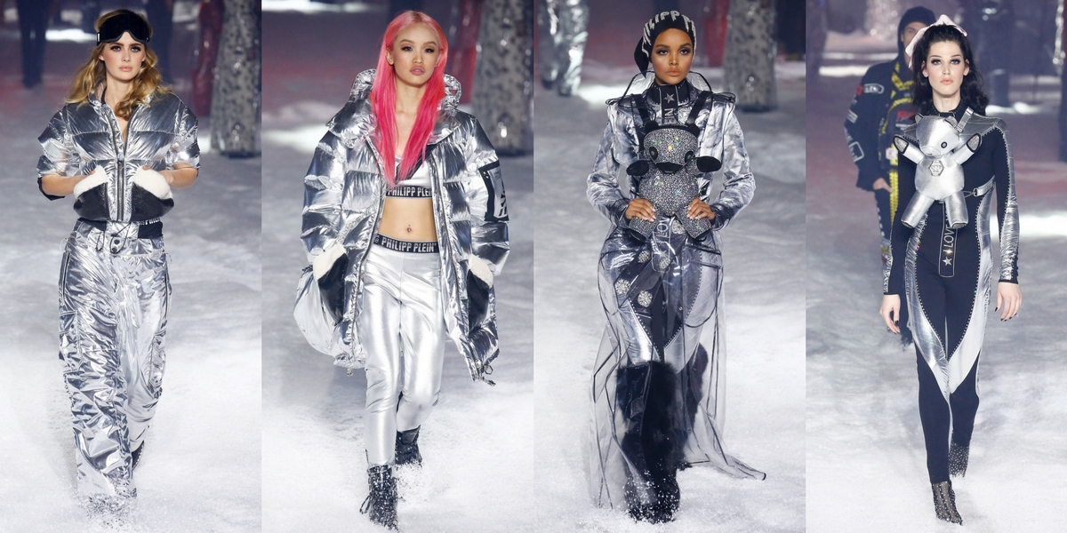 Philipp Plein sàn diễn tuần lễ thời trang New York 2018 17