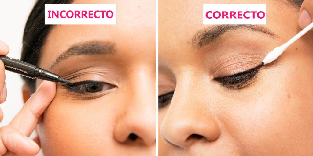 cách kẻ mắt đơn giản 8