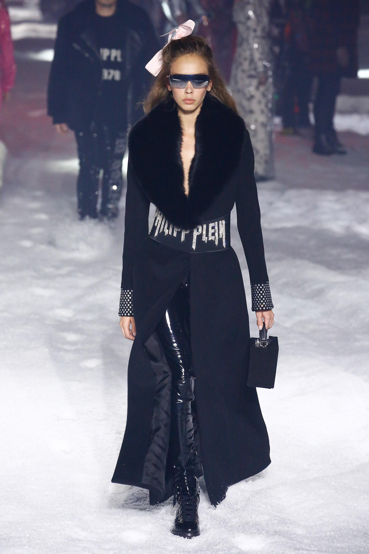 Philipp Plein sàn diễn tuần lễ thời trang New York 2018 9
