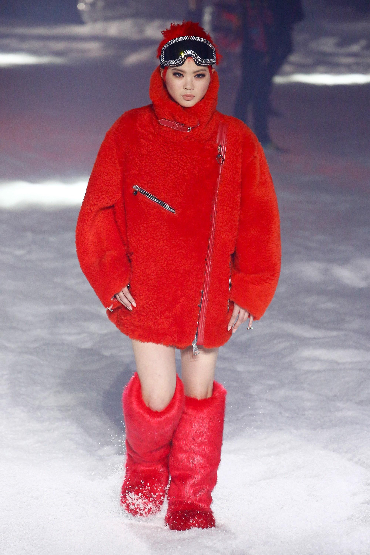 Philipp Plein sàn diễn tuần lễ thời trang New York 2018 10