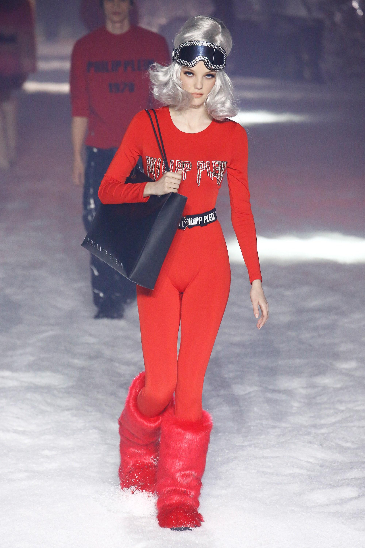 Philipp Plein sàn diễn tuần lễ thời trang New York 2018 12
