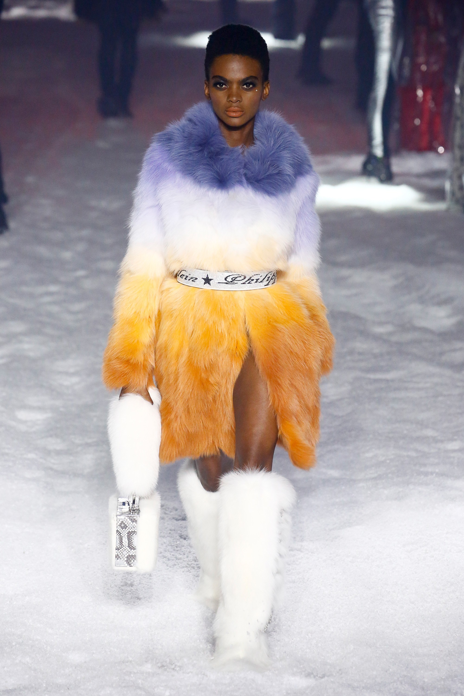 Philipp Plein sàn diễn tuần lễ thời trang New York 2018 13