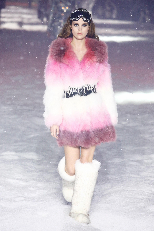 Philipp Plein sàn diễn tuần lễ thời trang New York 2018 14