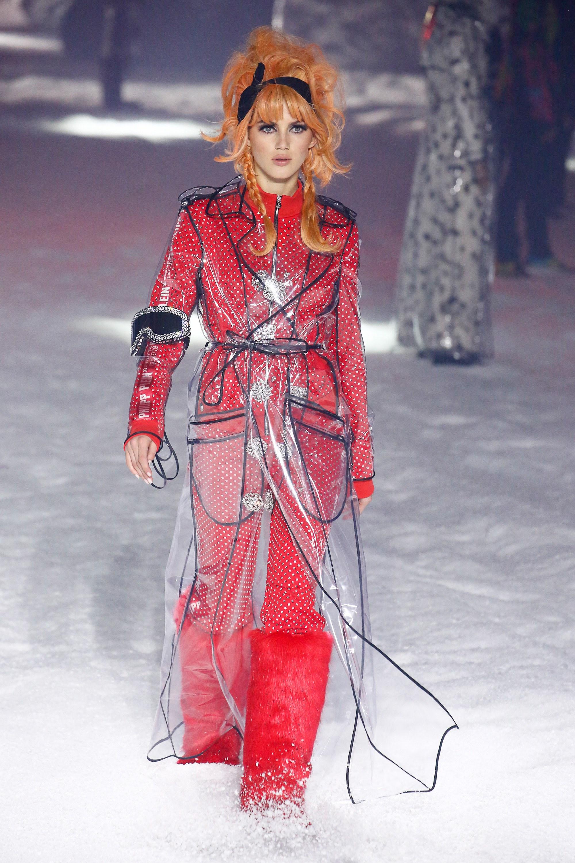 Philipp Plein sàn diễn tuần lễ thời trang New York 2018 11