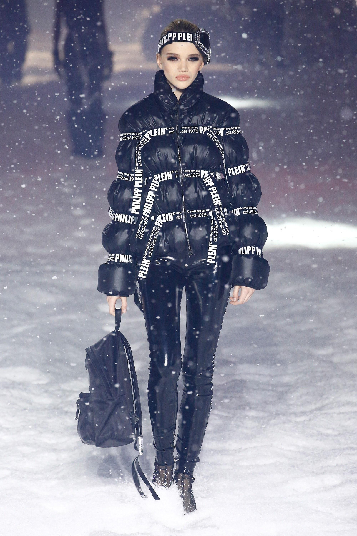 Philipp Plein sàn diễn tuần lễ thời trang New York 2018 2