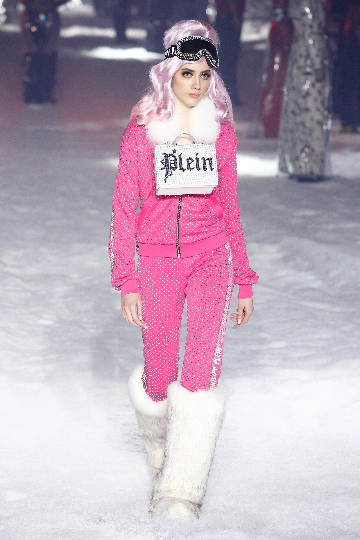 Philipp Plein sàn diễn tuần lễ thời trang New York 2018 15