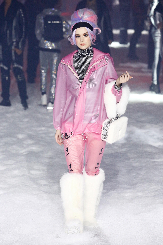 Philipp Plein sàn diễn tuần lễ thời trang New York 2018 16