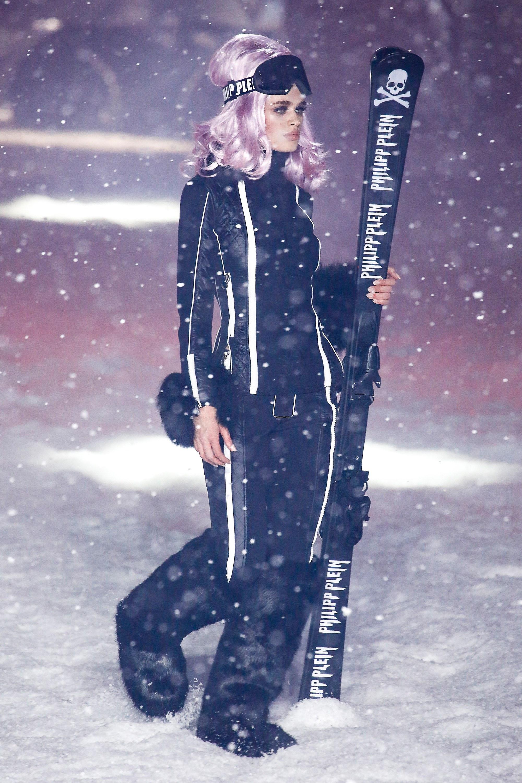 Philipp Plein sàn diễn tuần lễ thời trang New York 2018 3