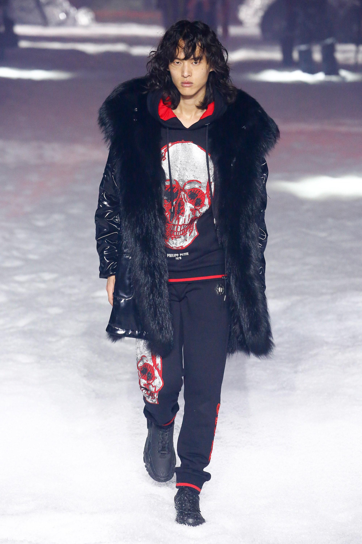 Philipp Plein sàn diễn tuần lễ thời trang New York 2018 8