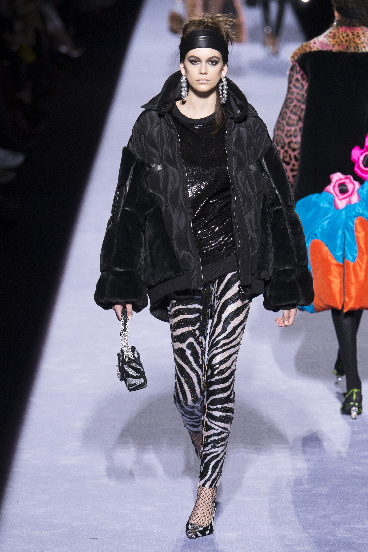 """Những người mẫu trẻ đang """"thống lĩnh"""" các sàn runway tại Tuần lễ thời trang New York 2018 3"""