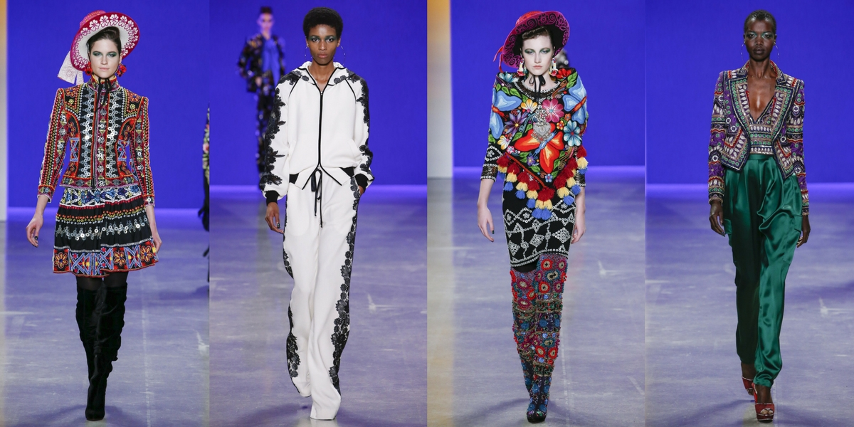 3 sân khấu tại Tuần lễ thời trang New York tôn vinh thông điệp về màu da