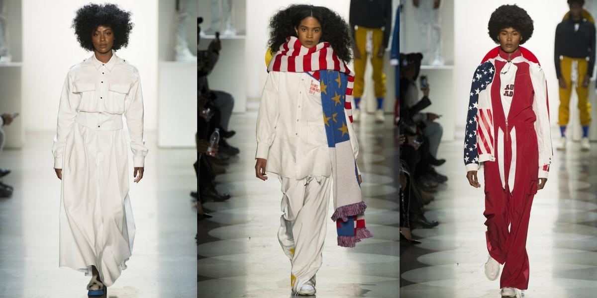 Tuần lễ thời trang New York 2018 1
