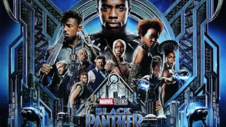 Black Panther xô đổ nhiều kỷ lục ngay trong tuần đầu công chiếu