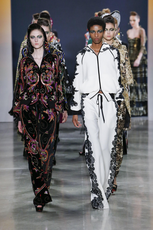 Tuần lễ thời trang New York 2018 6