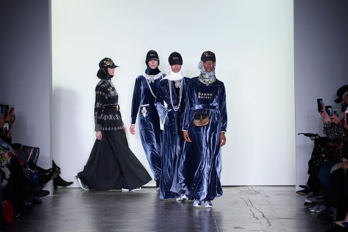Tuần lễ thời trang New York 2018 4