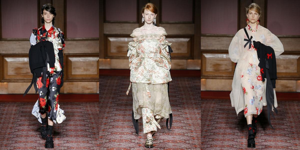 11 BST ấn tượng từ Tuần lễ thời trang London Thu-Đông 2018