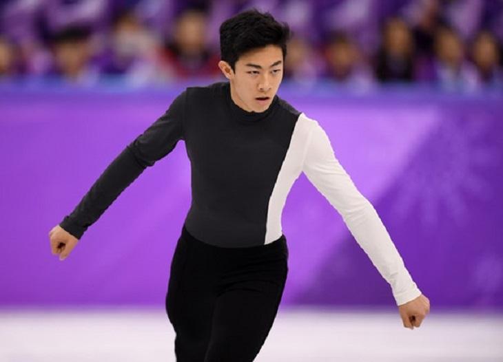 """ELLE Việt Nam - Những bộ cánh trượt băng tại Olympics 2018 chứng tỏ sân băng là """"sàn runway trắng"""" (4)"""