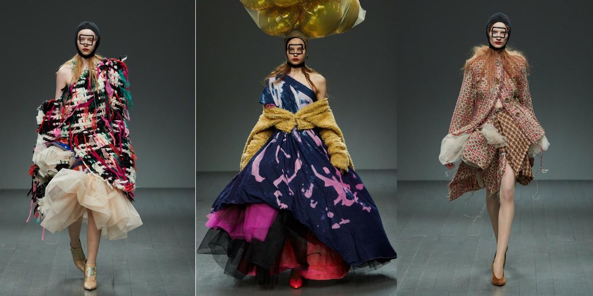 10 BST ấn tượng từ Tuần lễ thời trang London Thu-Đông 2018 5