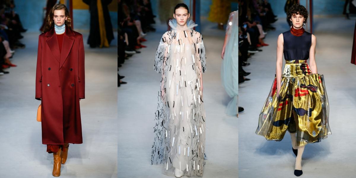 10 BST ấn tượng từ Tuần lễ thời trang London Thu-Đông 2018 1
