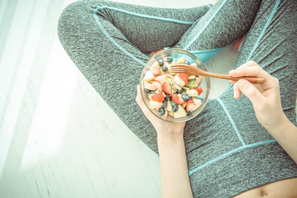 Đi tìm lời đáp: ăn gì sau khi tập thể dục để giảm cân?