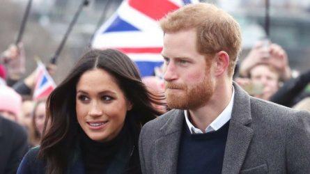 Meghan Markle và Hoàng tử Harry nhận được một lá thư có chứa bột trắng