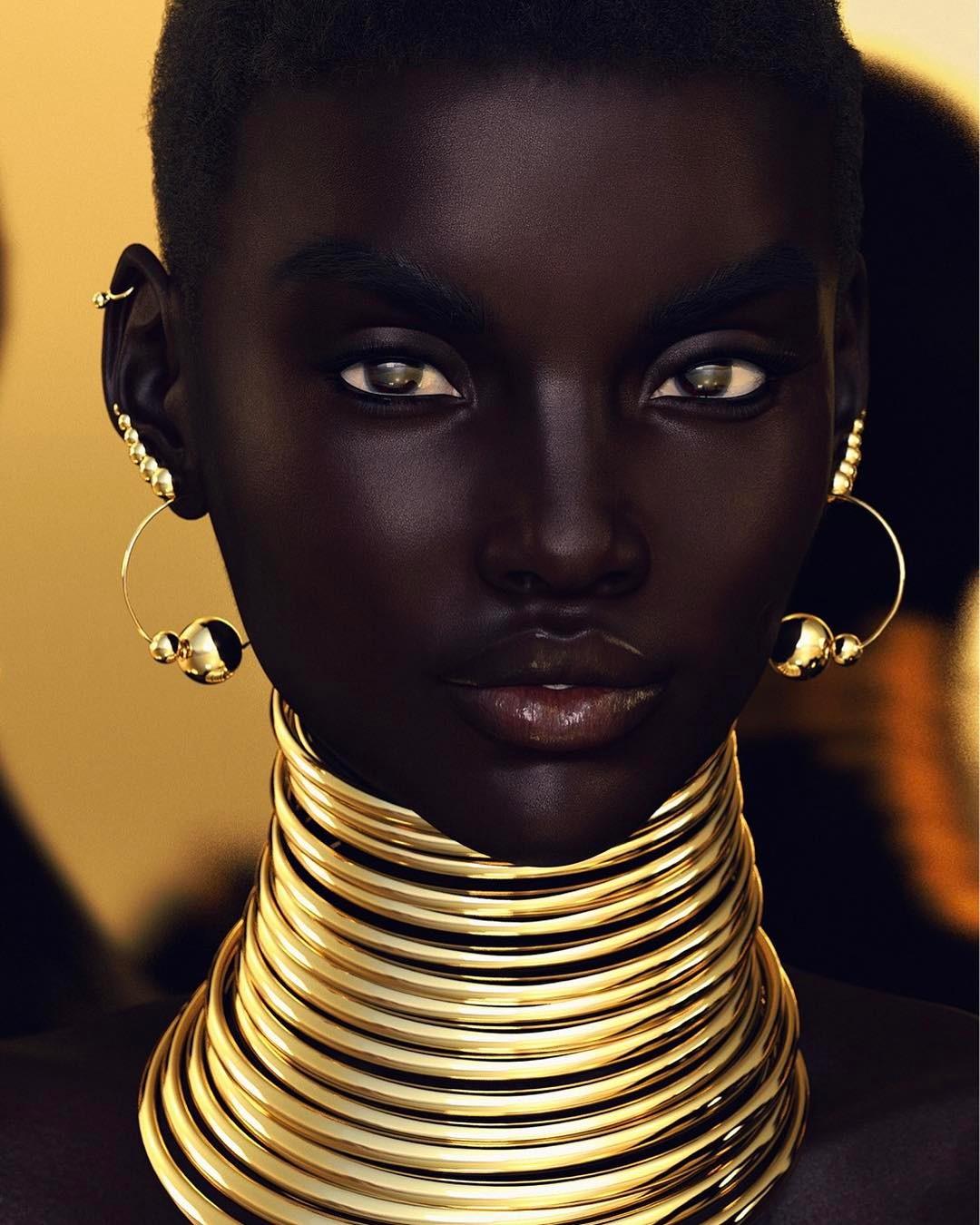Người mẫu ảo, xu hướng quảng cáo mới của ngành thời trang?