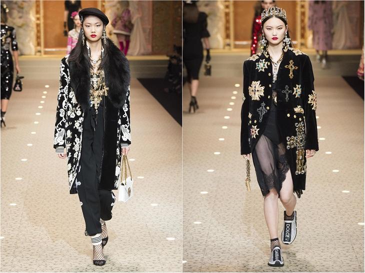 ELLE Việt Nam - Dolce & Gabbana hòa vào cuộc chơi công nghệ với bộ sưu tập Thời trang Tín ngưỡng (10)