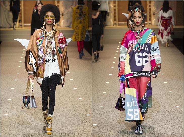 ELLE Việt Nam - Dolce & Gabbana hòa vào cuộc chơi công nghệ với bộ sưu tập Thời trang Tín ngưỡng (12)