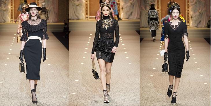 ELLE Việt Nam - Dolce & Gabbana hòa vào cuộc chơi công nghệ với bộ sưu tập Thời trang Tín ngưỡng (15)
