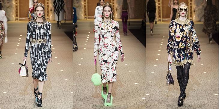 ELLE Việt Nam - Dolce & Gabbana hòa vào cuộc chơi công nghệ với bộ sưu tập Thời trang Tín ngưỡng (16)