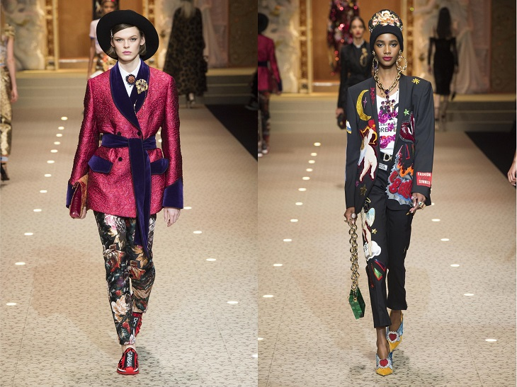 ELLE Việt Nam - Dolce & Gabbana hòa vào cuộc chơi công nghệ với bộ sưu tập Thời trang Tín ngưỡng (19)