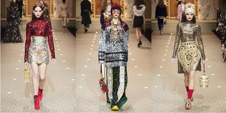 ELLE Việt Nam - Dolce & Gabbana hòa vào cuộc chơi công nghệ với bộ sưu tập Thời trang Tín ngưỡng (2)