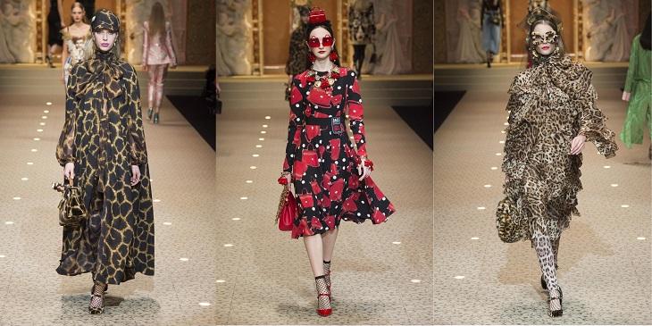 ELLE Việt Nam - Dolce & Gabbana hòa vào cuộc chơi công nghệ với bộ sưu tập Thời trang Tín ngưỡng (21)