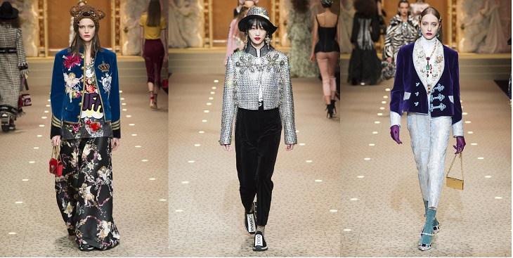 ELLE Việt Nam - Dolce & Gabbana hòa vào cuộc chơi công nghệ với bộ sưu tập Thời trang Tín ngưỡng (22)