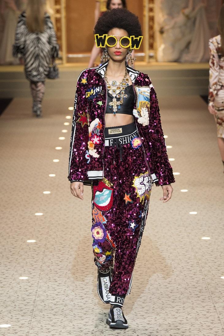 ELLE Việt Nam - Dolce & Gabbana hòa vào cuộc chơi công nghệ với bộ sưu tập Thời trang Tín ngưỡng (24)