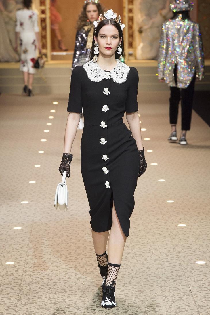 ELLE Việt Nam - Dolce & Gabbana hòa vào cuộc chơi công nghệ với bộ sưu tập Thời trang Tín ngưỡng (25)